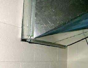 goes: 'build tight, ventilate right.' © SEDA 2006 The diference between ventilation and air leakage is