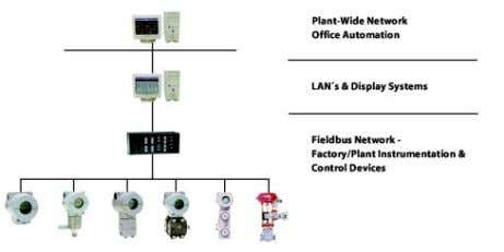 application across the network. Plant Network Hierarchy. Smar has already hundreds of fieldbus control systems