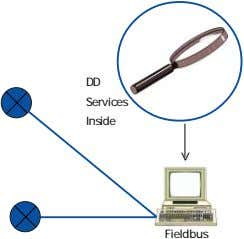 DD Services Inside Fieldbus <