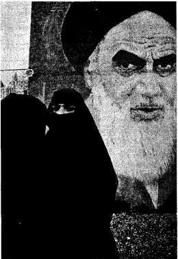 "thrust of the article to which we referred readers in our Abbas/Gamma-Liaison Khomeini's ""Islamic"