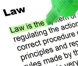 responsibility to make sure the laws are being upheld and kept in place to make the