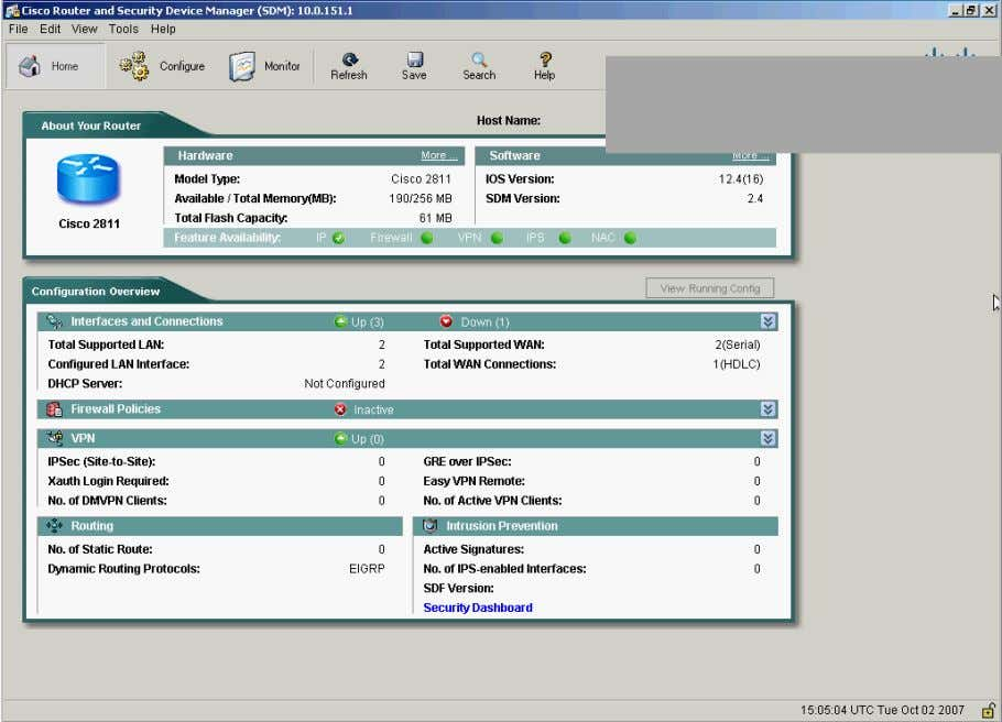 Using SDM Choose the Configure option for configuring ACLs © 2009 Cisco Learning Institute. 191919