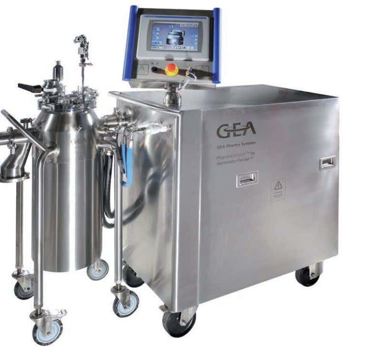 IBC blending systems and high shear blending. Production capacities   PMA size   135