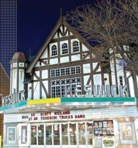 The Keswick Theatre 291 N Keswick Ave. Glenside, PA 19038 Siren Records In all four of