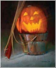 """Bucket O'Jack"" Original Pastel This and other fine art available at:"