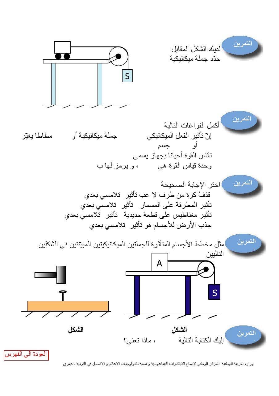 ملخصات، تمارين و مواضيع مع الحل  في العلوم الفيزيائية 4 متوسط 5-dcb3196efb