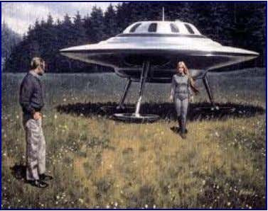 Chapter 6. Don't Know Don't Know Billy Meier meets Semjase: Look who's coming to dinner As