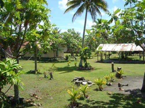 and nature conservation will be needed which are Kabara village on a small island in Fiji.