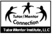 own systems of support, without starting from the beginning. Pg 40 Property of Tutor/Mentor Institute, LLC