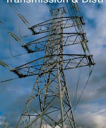 September 2015 Ethiopia: 230 kV, 132 kV, 400 kV, and 500 kV Subtransmission Subtransmission is part