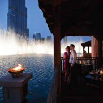Up to 35% off at Dubai's most celebrated restaurants! Enjoy up to 35% off this summer
