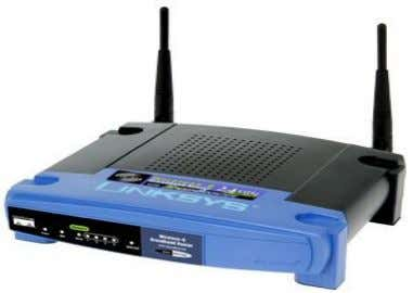 − Switch : interno − boot_wait : desligado Figura 5.8 - Router WRT54GS v4. Das características