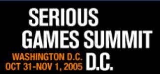 in late October. http://www.seriousgamessummit.com/home.html simSchool will also be at SITE this year, the Society for