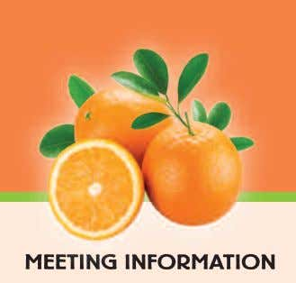 MEETING INFORMATION