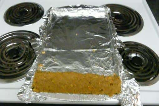minutes produced the most palatable and transportable results. http://www.instructables.com/id/Backpacking-Food-Bars-33/