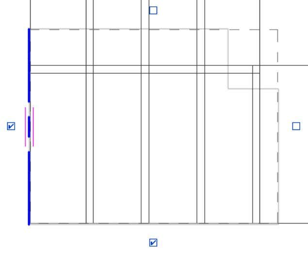 Rebar Modeling in Revit Håvard Vasshaug, Dark Figure 37: Structural Fabric Areas defining Fabric Sheet layout