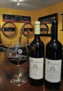 Welcome to the LOMPOC WINE TRAIL Palmina Palmina is all about a philosophy that brings people