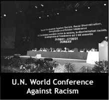 U.N. World Conference Against Racism