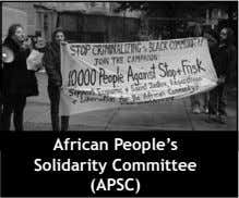 African People's Solidarity Committee (APSC)