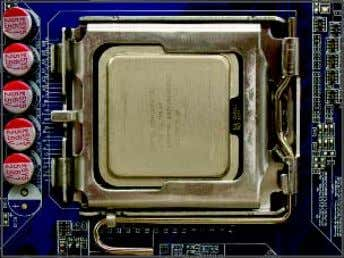 cover. Step 3: Lift the metal load plate on the CPU socket. Step 5: Once the