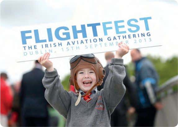 Check in Culture Plane sailing On September 15, Dublin's skies will play host to FlightFest, a