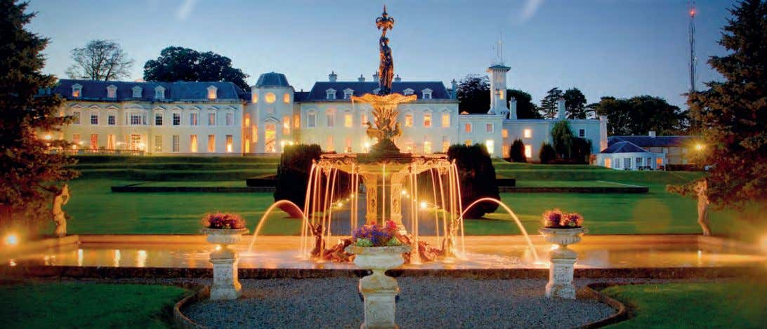 The Spa Kildare & Country Hotel, Club Experience the very best of 5 star luxury &