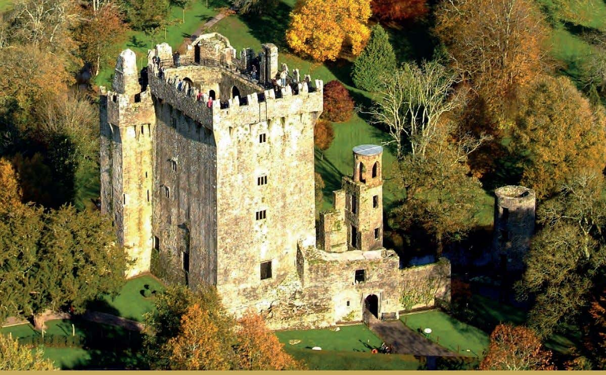 Blarney Castle & Gardens Renowned for bestowing the gift of eloquence See and feel Irelands