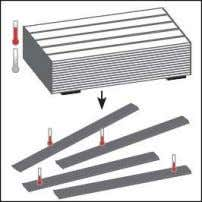 of the deck design: see the reference photos on our website. 5. Equalising the boards temperature