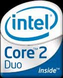 INTRODUCING INTEL ® CORE ™ 2 DUO. THE WORLD'S BEST PROCESSORS. Performance based on SPECint*_rate_base2000