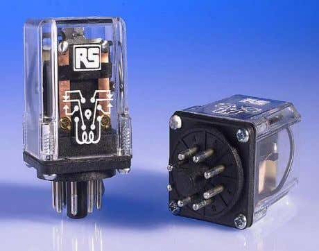 Relay: A relay is an electrically operated switch. Relays are used where it is necessary to