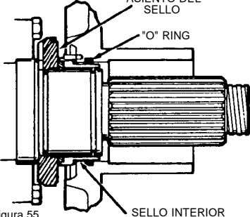 "SELLO ""O"" RING SELLO INTERIOR"