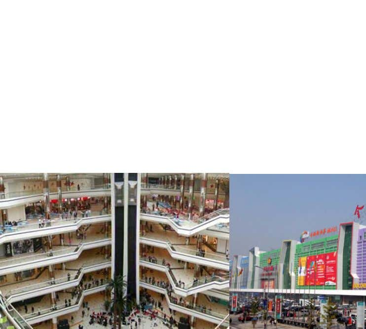 10 Largest Shopping Centers in the World (by GLA) 2. SM North Edsa – 5.2 M
