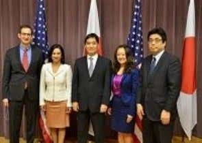 "PARTNERING WITH JAPAN ON INFRASTRUCTURE IN THIRD COUNTRIES Assistant Secretary Singh (Apr. 23): ""By combining the"