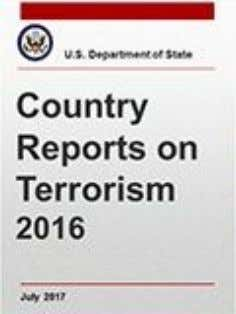 and profiles of designated Foreign Terrorist Organizations. https://www.state.gov/j/ct/rls/crt/2016/index.htm Office of