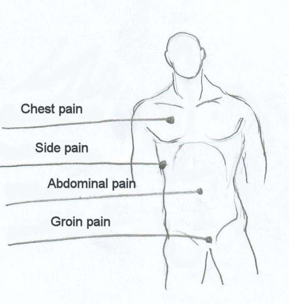 Chest, abdominal, genital pain 38 PDF created with pdfFactory Pro trial version www.pdffactory.com