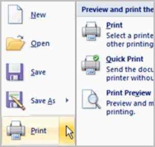 Once you complete your document, you may want to print it for various reasons. This