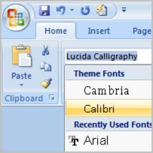 To create and design effective documents, you need to know how to format text .
