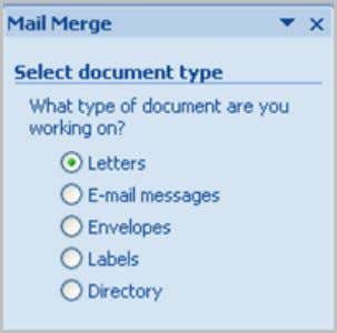 an existing style.  Apply a theme . Using Mail Merge Mail merge is a useful