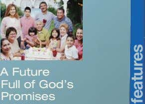 A Future Full of God's Promises features