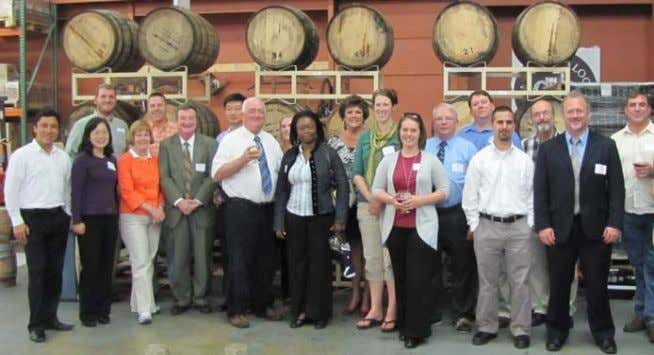 and Recognition Event May 9, 2012 Hardywood Park Brewery ASCE Richmond Branch President, Mike Howell, opened