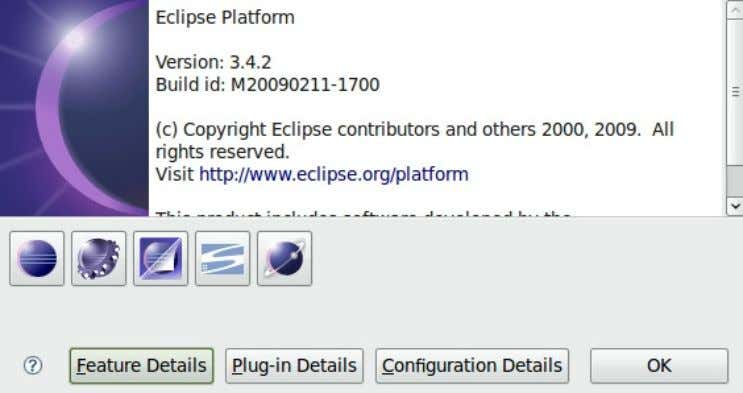 versions of Eclipse 3.4.2 and BIRT 2.3.2 were installed. 4. Both steps 2E and 2F on