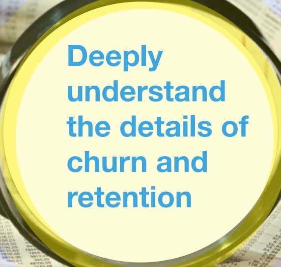 Deeply understand 