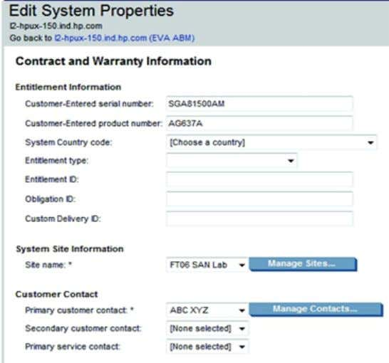 Figure 11: ABM Module System Properties — Section 2 The WEBES Managed Entity UI should now