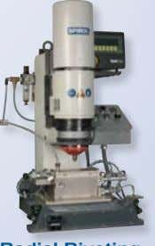 Pin Installation Technology Radial Riveting Technology Insert Installation Technology Special Engineered Components