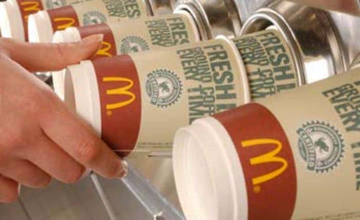 preferences and develop their coffee sourcing accordingly. 1 8 McDonald's 2008 Worldwide Corporate Responsibility