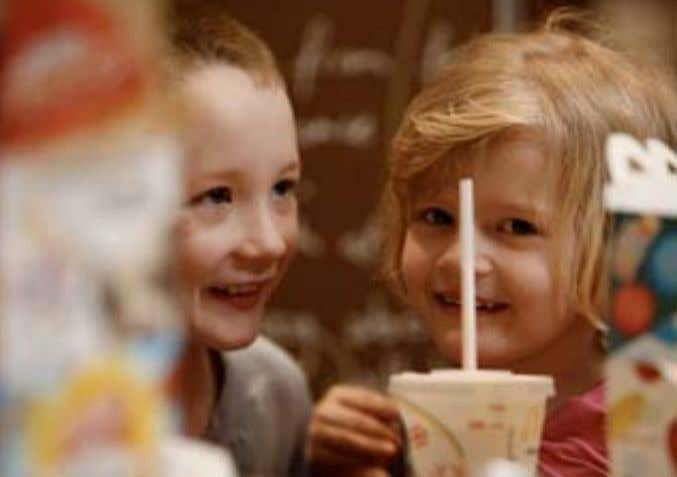 nutrition and well-beinG – a holistic approach mcdonald's france – beinG children's favorite restaurants Gives us