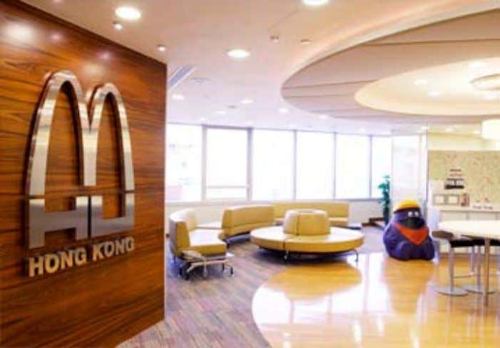 employment experience – talent manaGement More than 275,000 McDonald's franchisees, restaurant managers, and