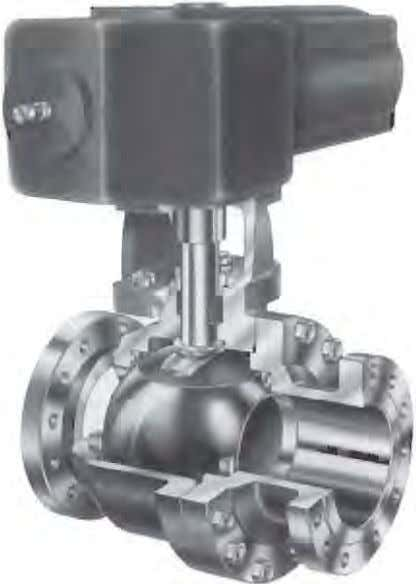 category. The baH valve is, in fact, a major type in its own right. Modular ball
