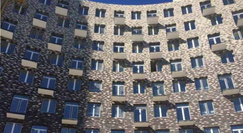 Ort Location Moscow, Russia Kategorie Category Verblendmauerwerk Brickwork support systems HALFEN Produkt Product