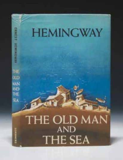 the scarcely seen glassine. 51 December 2013 | Literature Inscribed Presentation Copy Of Hemingway's Classic The
